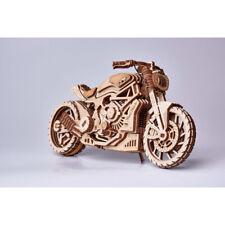 Wood Trick: Motorcycle (Motorrad) Holzmodellbau Funktionsmodell