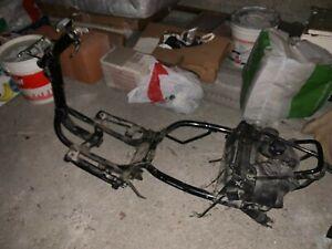Telaio Booster Yamaha 50cc