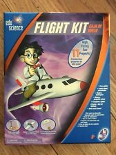 New, Toys R Us, Edu Science, Flight Kit, (Makes 11 High Flying Fun Projects)