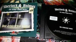 Sherlock Holmes CD Nr. 49 Der erbleichte Soldat (maritim)