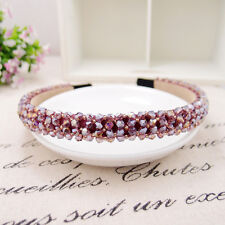 Korean Women Hair band Crystal Headband Hairband Hheadwear Hair Accessories