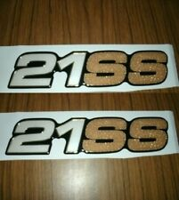 21SS Decal (Extreme / Gold Series)
