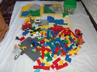 LEGO DUPLO KONVOLUT SAMMLUNG 4,2KG #8572