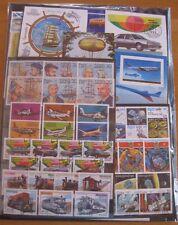 500 verschiedene Briefmarken  Verkehr Transport Auto Schiffe Eisenbahn Luftfahrt