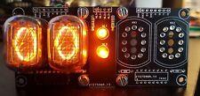 Modular IN-12A/B Nixie Tube Clock Face Breakout Board PCB - 2/4/6 Digit Display