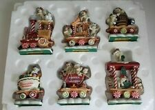 RARE 2002 Danbury Mint DREAMSICLES Kristin Christmas Train Unused IOB FreeUShip