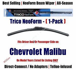 Super Premium NeoForm Wiper Blade (Qty 1) fits 1978-1983 Chevrolet Malibu 16180