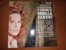 ORNELLA VANONI Le Canzoni di Ornella..LP Orig. Ricordi NEVER PLAYER - Look!!
