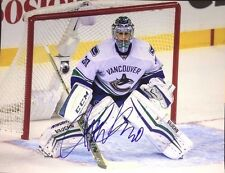 RYAN MILLER Signed 11x14 PHOTO Vancouver Canucks AUTOGRAPH USA GOALIE