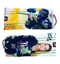Social Paintball Girl Series Barrel Cover - Laura Parcells No. 2 - Mad Royals