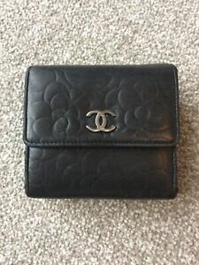 Genuine Black Chanel Purse