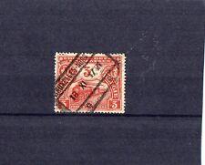 Belgien  3 Fr. Briefmarke 1920 - Gestempelt