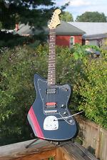 2014 Fender Special Edition Jazzmaster Blacktop HH - Dimarzio Pickup Upgrade