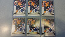 Colin Wilson-UD Upper Deck HG High Gloss 6 card lot: 1, 2, 5, 7, 8, 9--/10