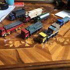 Joblot Of 7 Code 3 1/76 Lorries 5 Efe 1 Lledo 1 Unnamed Nice Collection