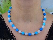 Handgefertigt Echtschmuck-Halsketten & -Anhänger aus Sterlingsilber mit Koralle für Damen