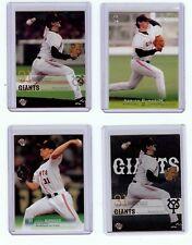 New listing Adrian Burnside (4) BBM Japanese Baseball Cards Australian Player
