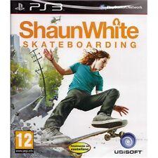 Shaun White Skateboarding (PS3 Nuevo)