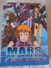 // NEUF ** Mars Daybreak - Volume 3 ** Kunihiro Mori  COFFRET DVD MANGA