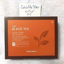 [Tony Moly] The Black Tea London Classic Skin Care Moisturizer Trial Kit _1 set