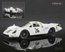 FERRARI 365 p2 White Elephant Le Mans 1967 Rodriguez/Parsons, tecnomodels 1:18