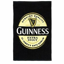 Guinness Label Tea Towel Cotton Tea Towel   (sg)