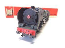 N 5 ) locomotive vapeur 231 C 60 VERTE/NOIRE JOUEF REF 8251 train electrique  HO