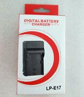 LP-E17 Battery Charger for Canon EOS M3 M5 M6 760D 750D 800D 77D 200D