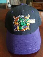 90s VTG NORWICH NAVIGATORS Minor League Fitted 7 1/8 Hat Baseball Wool Yankees