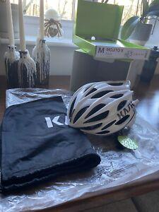 Kask Mojito Helmet In White Size Medium