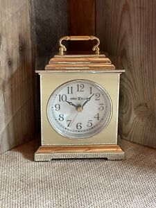 Howard Miller No.645-173 Mantel Clock Battery Operated Working