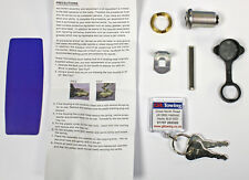 Knott Avonride Style Replacement Hitch Lock Kit - Fits Ifor Williams Trailers