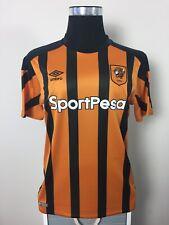 Hull City Home Football Shirt Jersey 2017/18 (L)