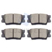 LOW DUST 105.12120 + Hardware Kit REAR SET Posi Quiet Ceramic Brake Disc Pads