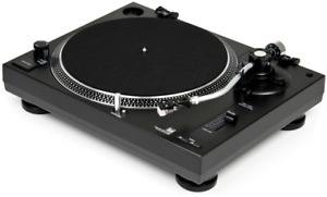 Dual DTJ 301.1 DJ-Schallplattenspieler Direktantrieb USB Line Out Direktantrieb