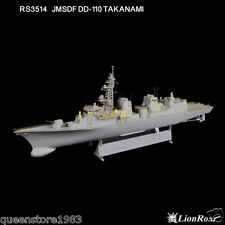 LionRoar Photo-etched details 1/350 JMSDF DD-110 TAKANAMI