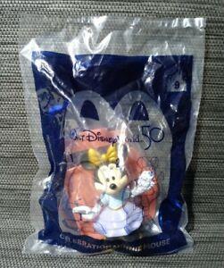 2021 McDonald's Disney 50th Anniversary Toy #9 Minnie Mouse