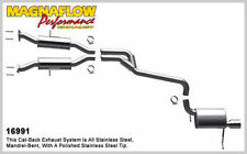 2011-2013 Jeep Grand Cherokee V6 3.6L Magnaflow Cat-Back Exhaust System Muffler