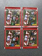 4 DIFFERENT PANINI PACKETS FOOT 2012/2013 FRANCE  POCHETTE TUTE BUSTINA
