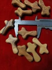 New listing 200 piece Small Pocket Holding Comfort Crosses (6cm) from the holy land