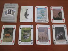Original Playing Cards Discover The Canadian Rockies