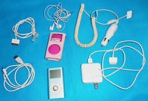 4GB iPod Mini Model No. A1051SERIAL 1 st generation