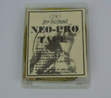 Off The Front Neo-Pro Tape Handle Bar Wrap Vintage Blue Yellow