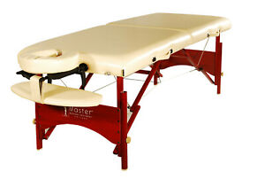 Master Massage 71 cm Caribbean/Vista massage Table Spa Beauty Couch Tattoo bed