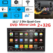 "10.1"" Touch Screen 2Din Android 7.1 Car Stereo Radio GPS Navigation Mirror Link"