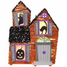 Mysterious Manor Haunted House 2017 Hallmark Halloween Magic Ornament In Stock