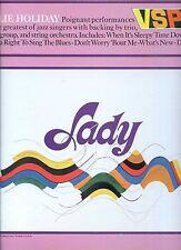BILLIE HOLIDAY lady VERVE US EX LP