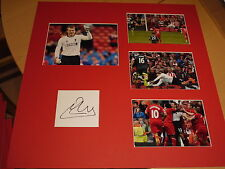 Mounted Simon Mignolet Signed Liverpool FC Display - Debut Penalty Save