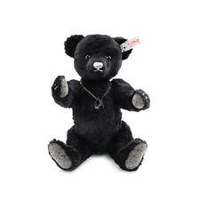 STEIFF EAN 034435 Onyx Teddy bear Ltd Ed Silk Plush