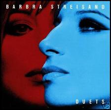 BARBRA STREISAND - DUETS CD ~ NEIL DIAMOND~CELINE DION~MICHAEL CRAWFORD ++ *NEW*